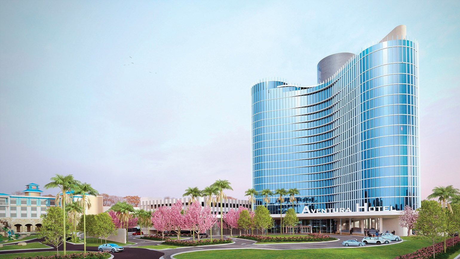 Universal's Aventura Hotel taking reservations for its debut in 2018