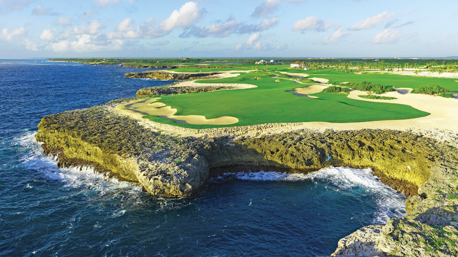 Golf, grandeur at Puntacana Resort & Club