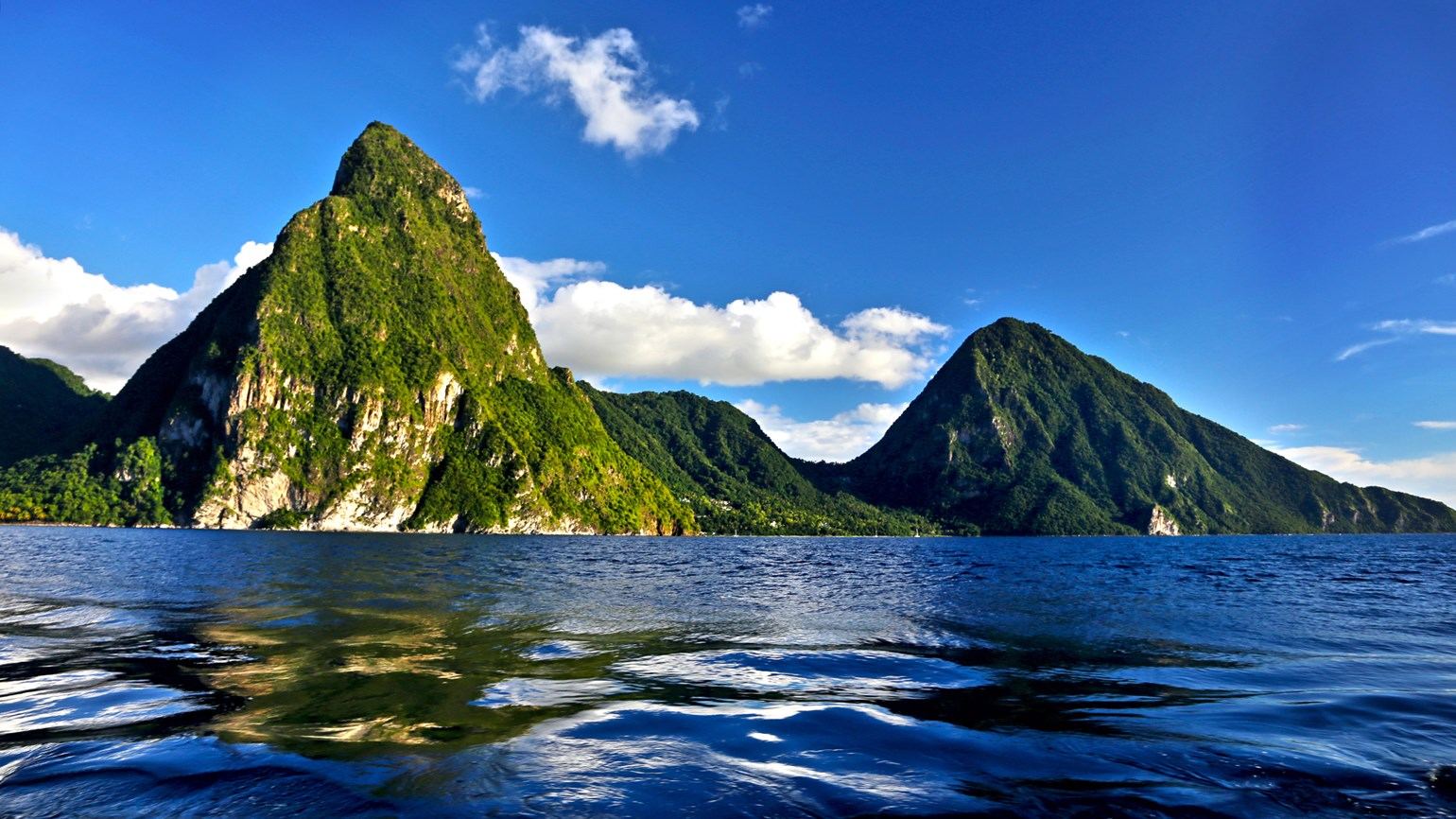 Discounted rates on St. Lucia