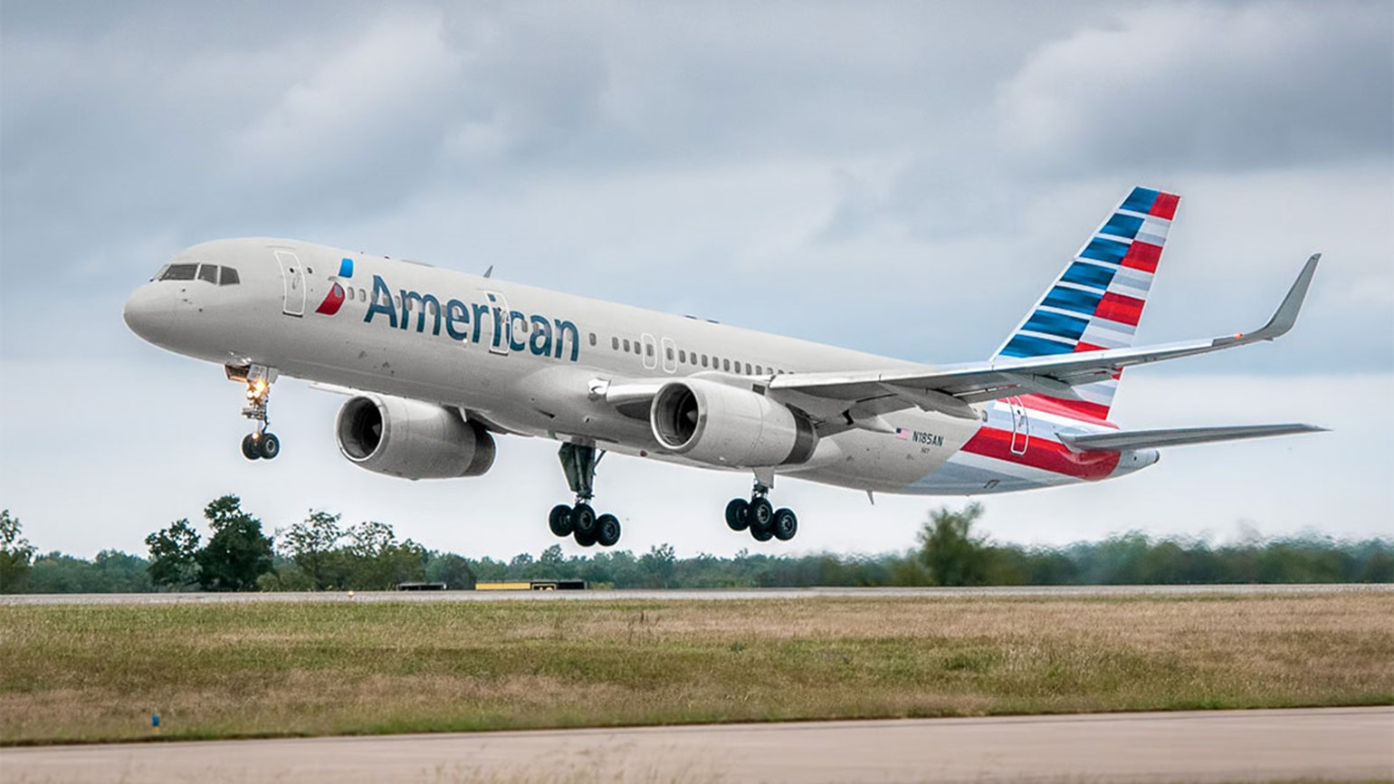 American Airlines has NDC breakthrough