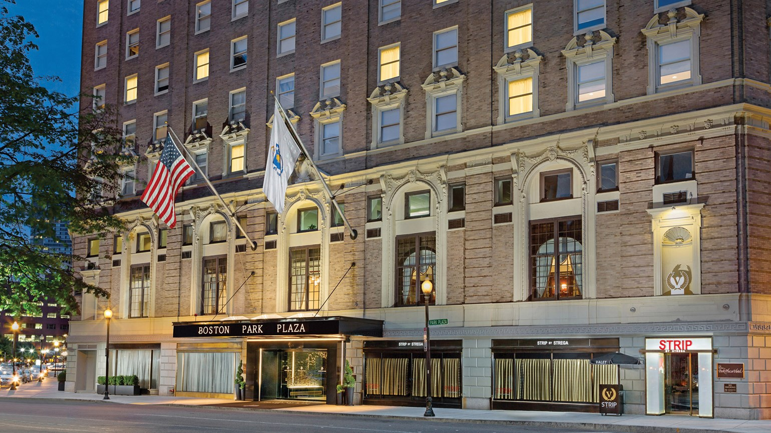 Boston Park Plaza celebrates 90 years with two packages