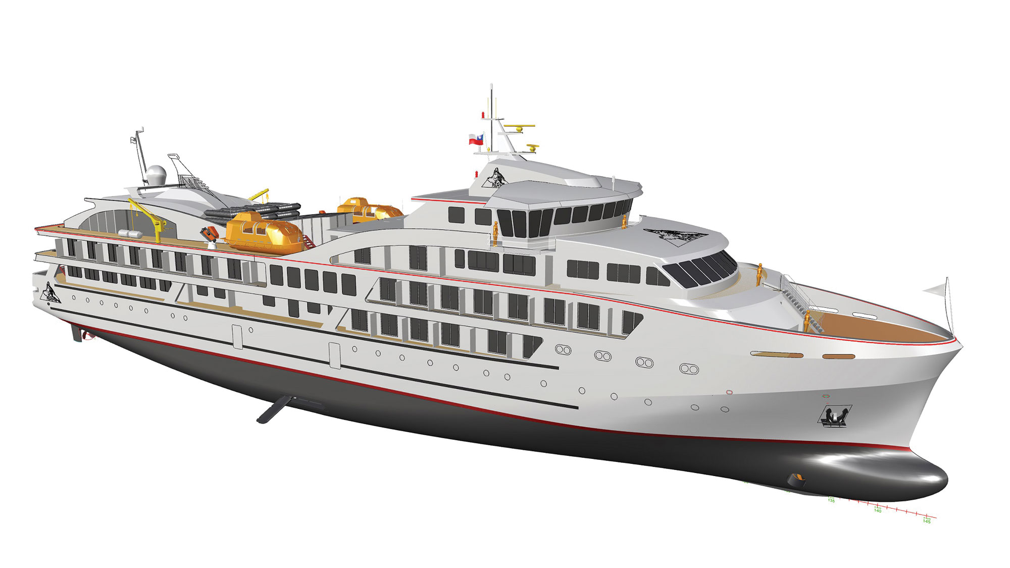 Antarctica Xxi Getting New Polar Expedition Ship Travel Weekly