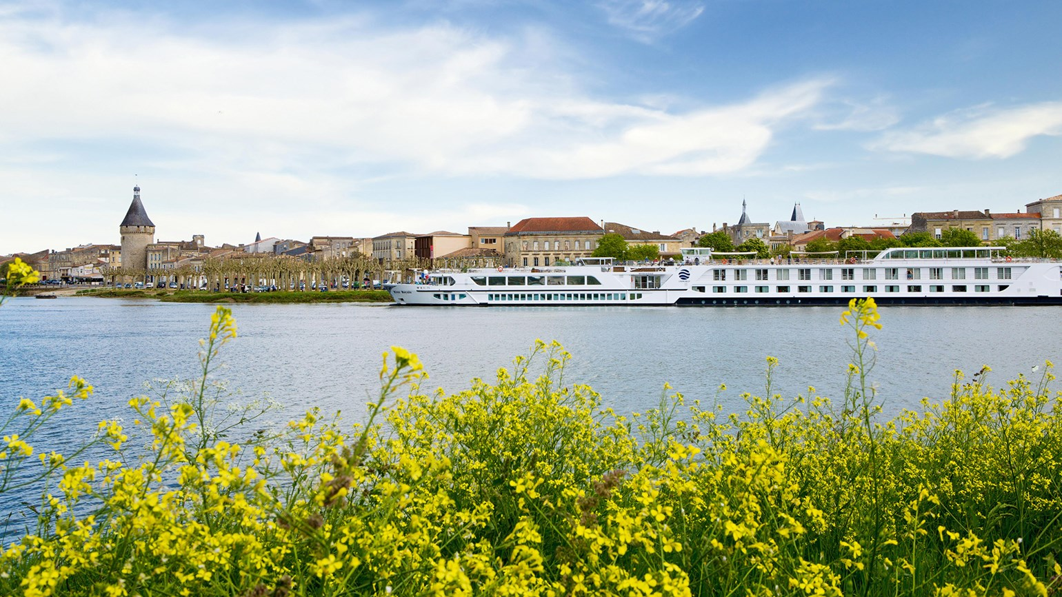 Uniworld launches air-inclusive river cruises