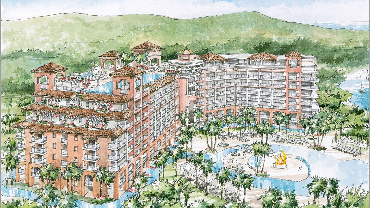 Sandals reveals more info about LaSource resort in St. Lucia