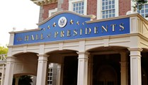 Disney debunks story about Hall of Presidents drama over Trump