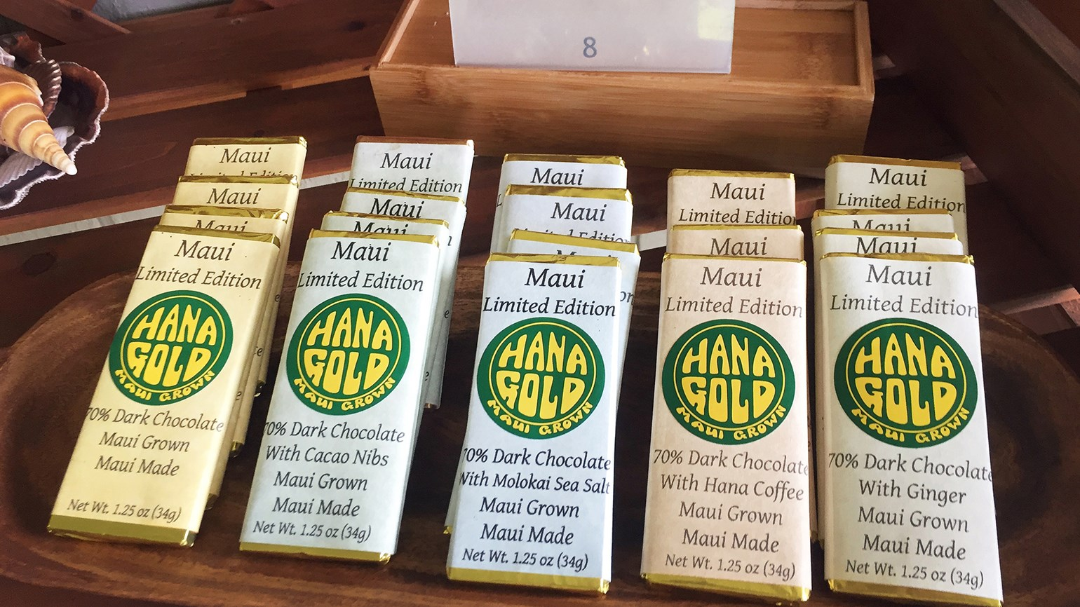 Hana Gold raising the bar for homegrown chocolate