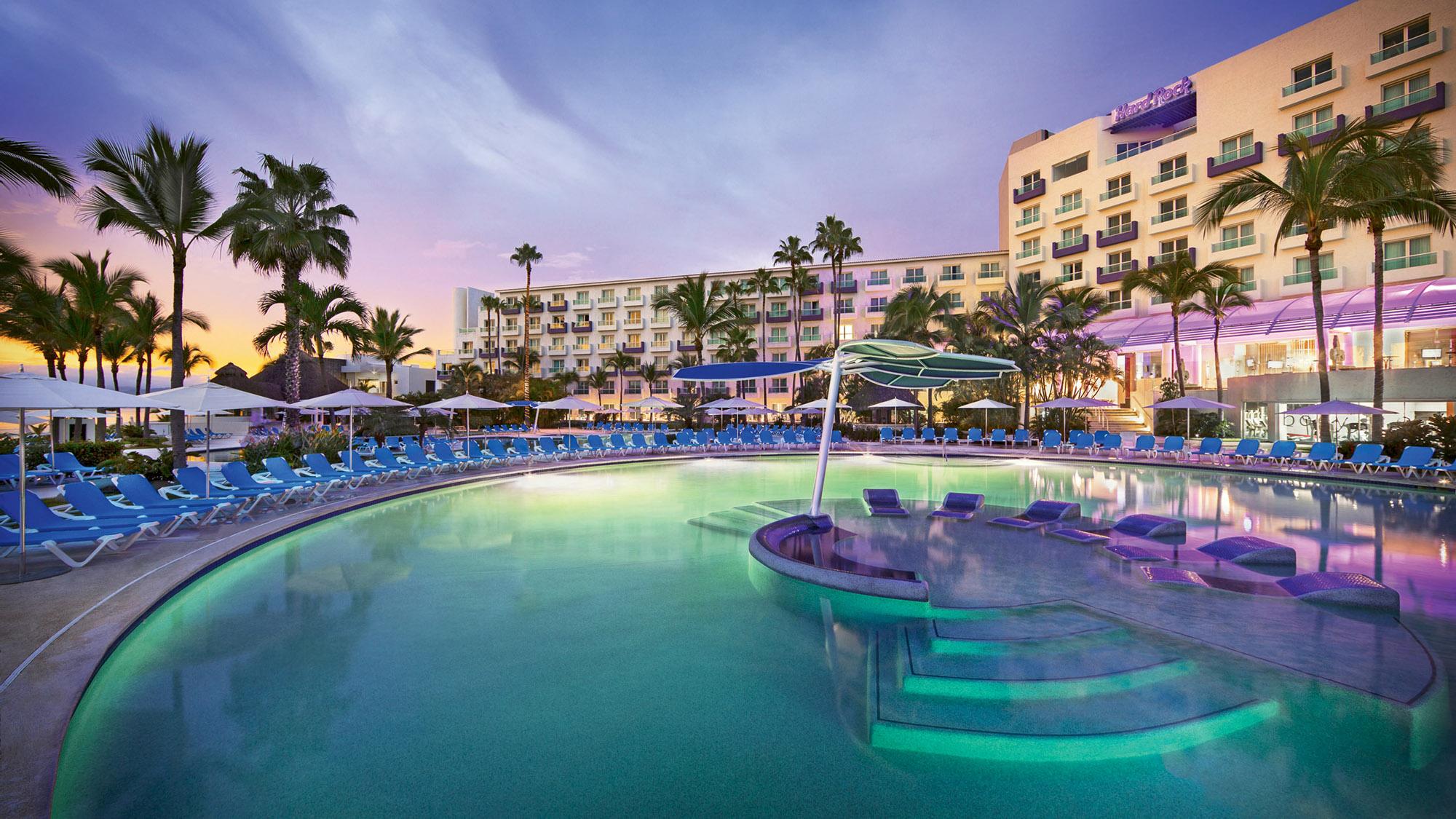 A mellower Mexico mood at the Hard Rock Hotel Vallarta: Travel Weekly