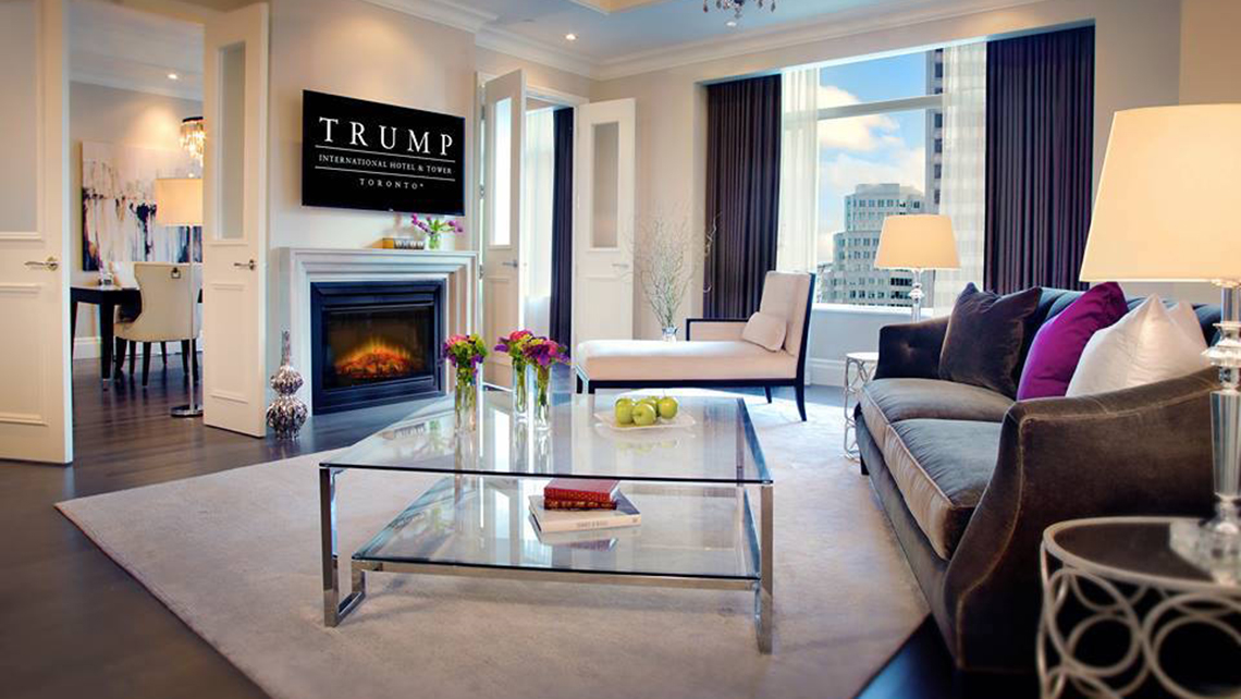 Trump Hotel In Toronto Switching To St Regis Brand