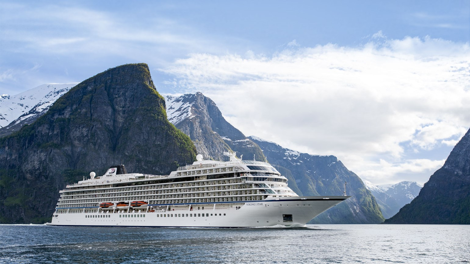 Study says Viking has best WiFi at sea