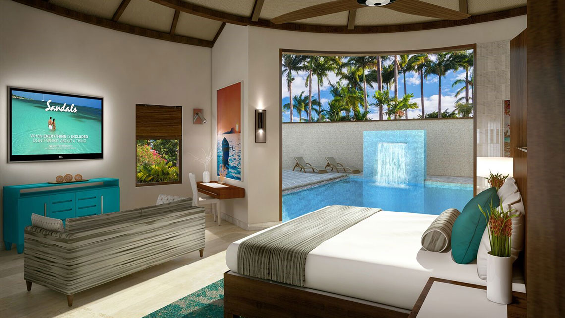 Sandals Royal Barbados to feature a few firsts for the