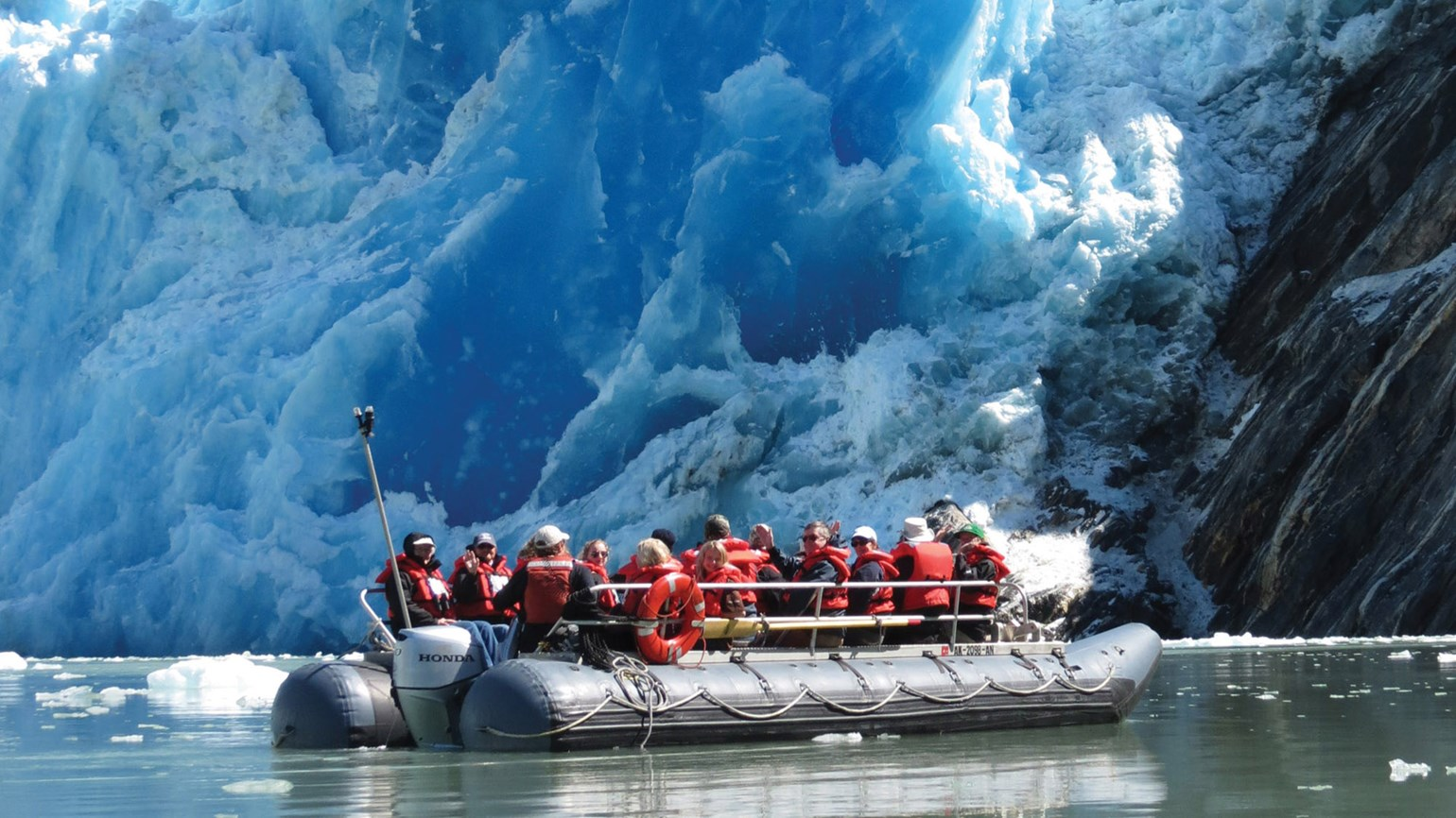 Native insights on Alaskan Dream Cruises sailing
