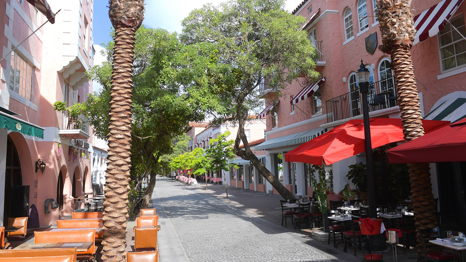 South Beach's historical Espanola Way gets a refresh