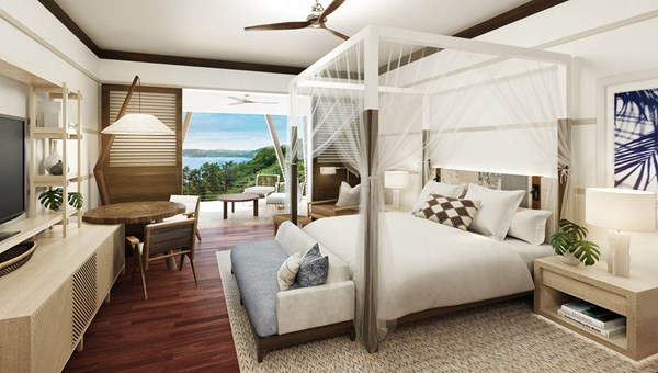 "Four Seasons said renovated guestrooms will have the ""intimate luxury, warmth and comforts of a beautiful home space."""