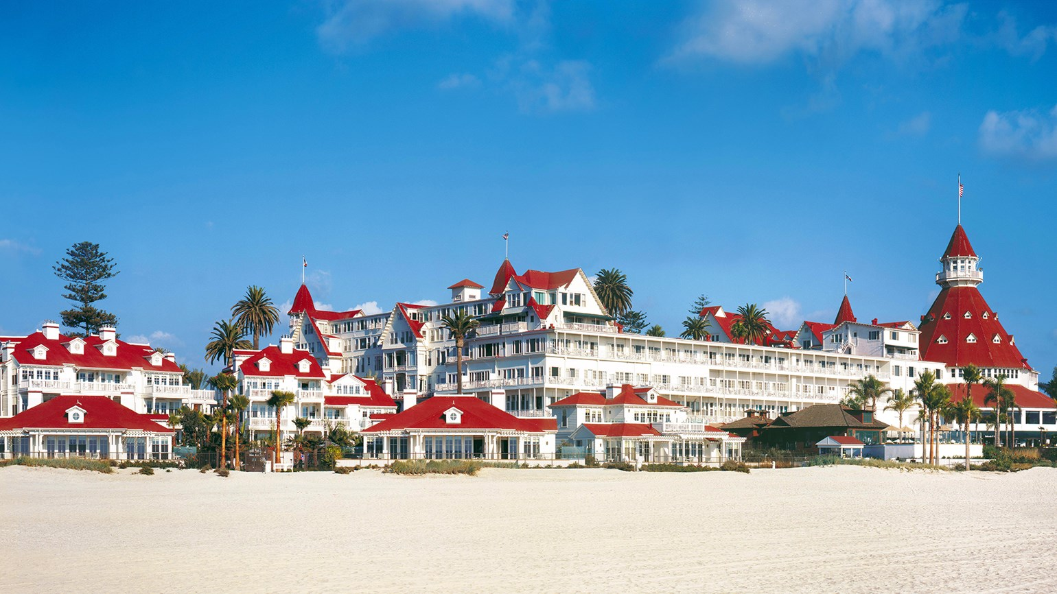 Hilton S Curio Adds Iconic Hotel Del Coronado Travel Weekly