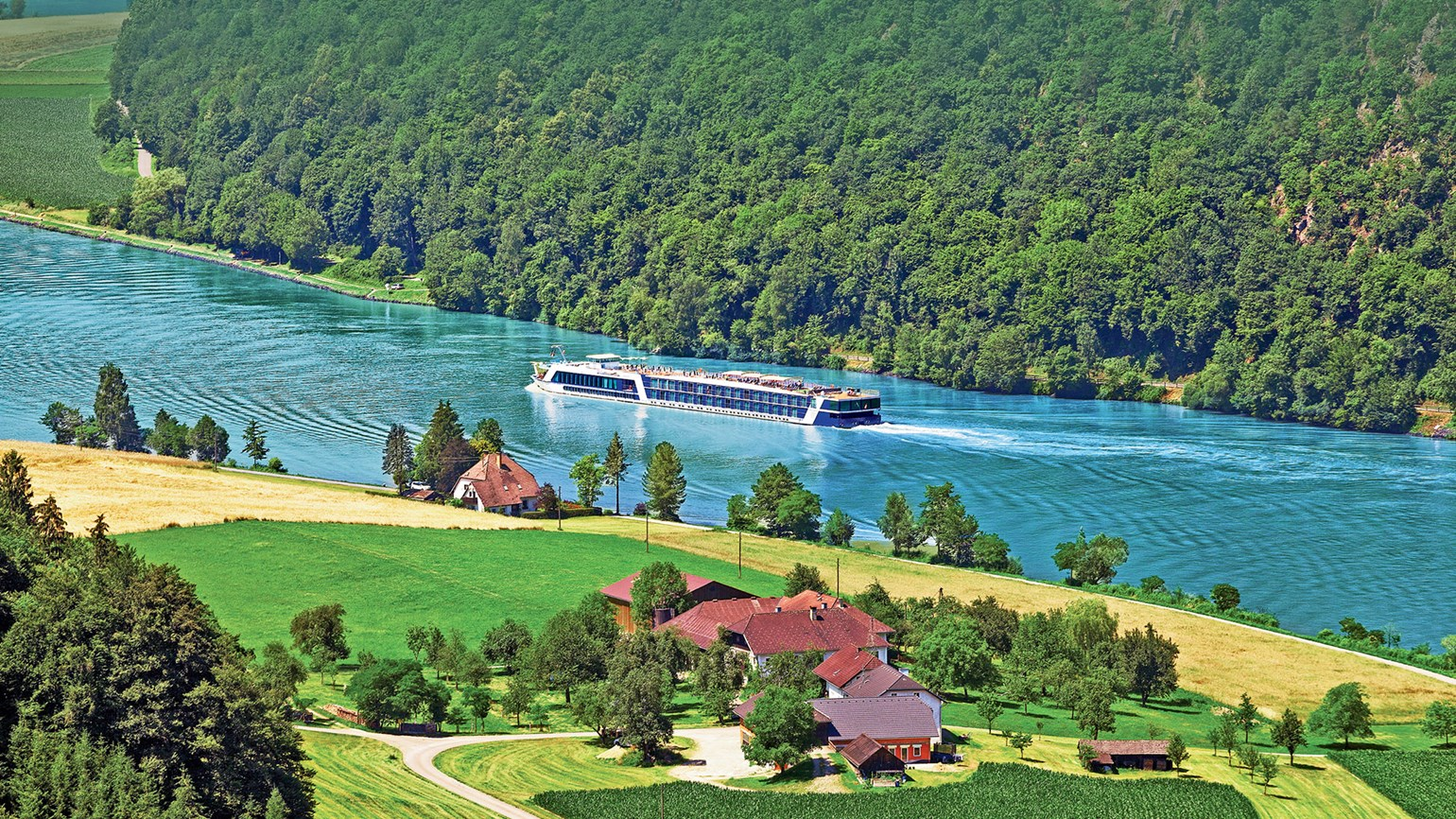 Ample activities on a Rhine cruise with Disney