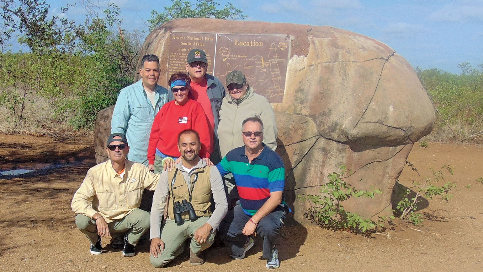 Agency in San Antonio helps globe-trotting hunters pack heat