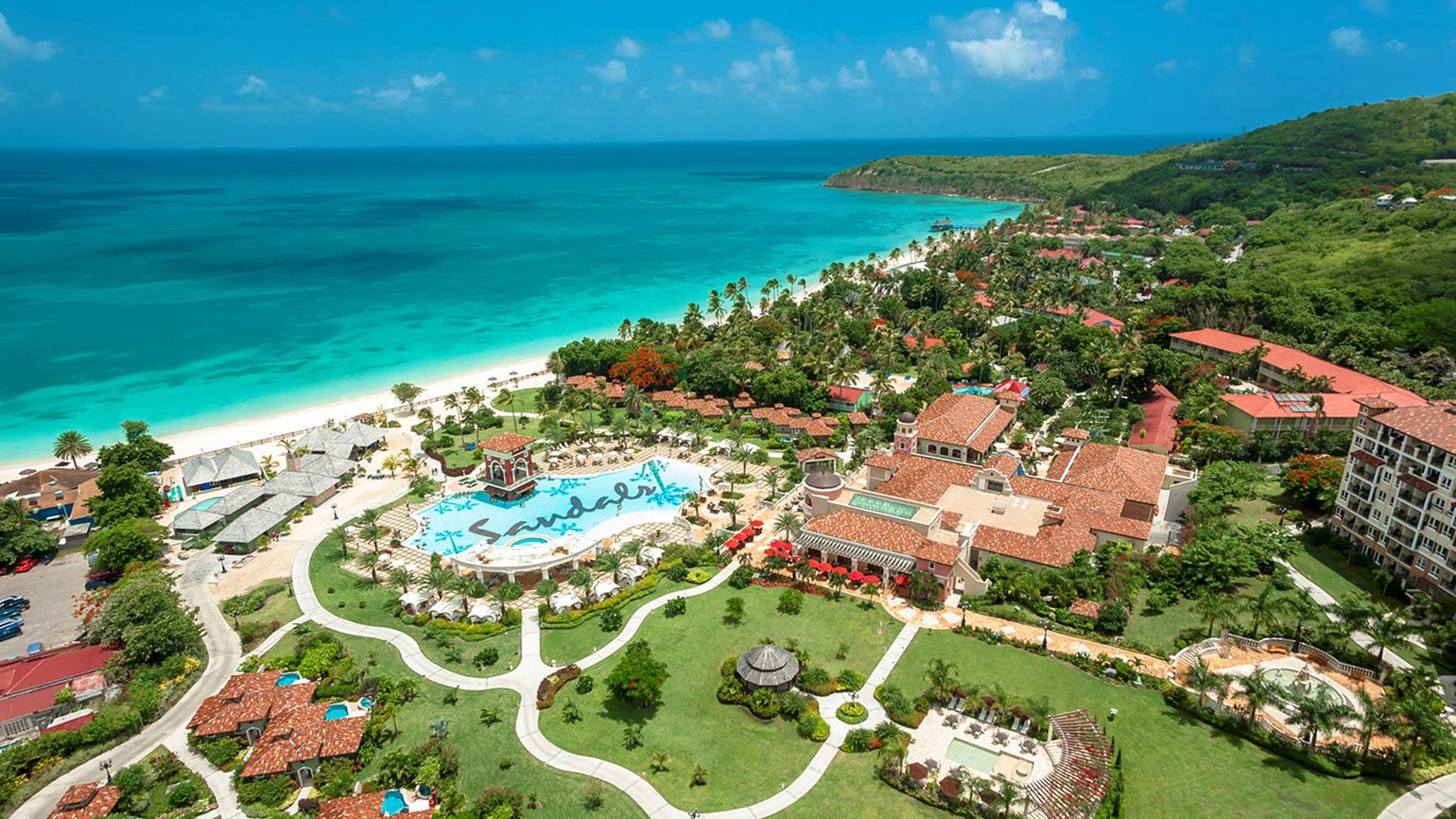 Sandals Grande Antigua closing to do maintenance work