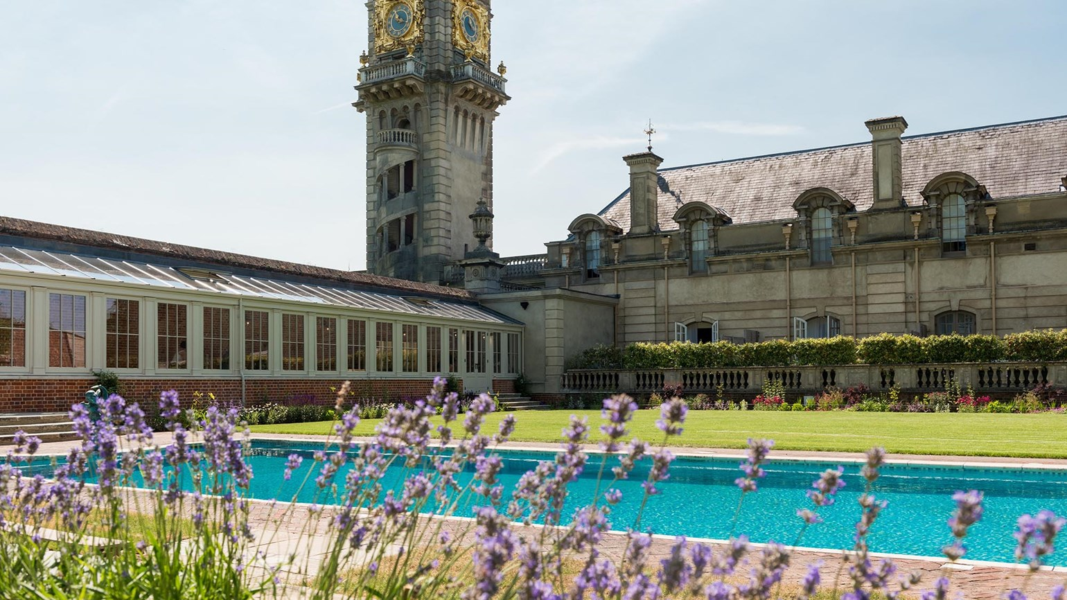 Refit Spa at Cliveden House opens