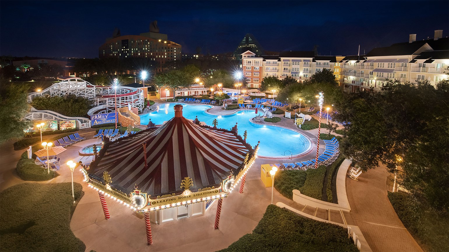 Disney World hotels introduce mobile check-in