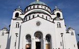 Belgrade's Church of St. Sava is said to be the largest Serbian Orthodox church.