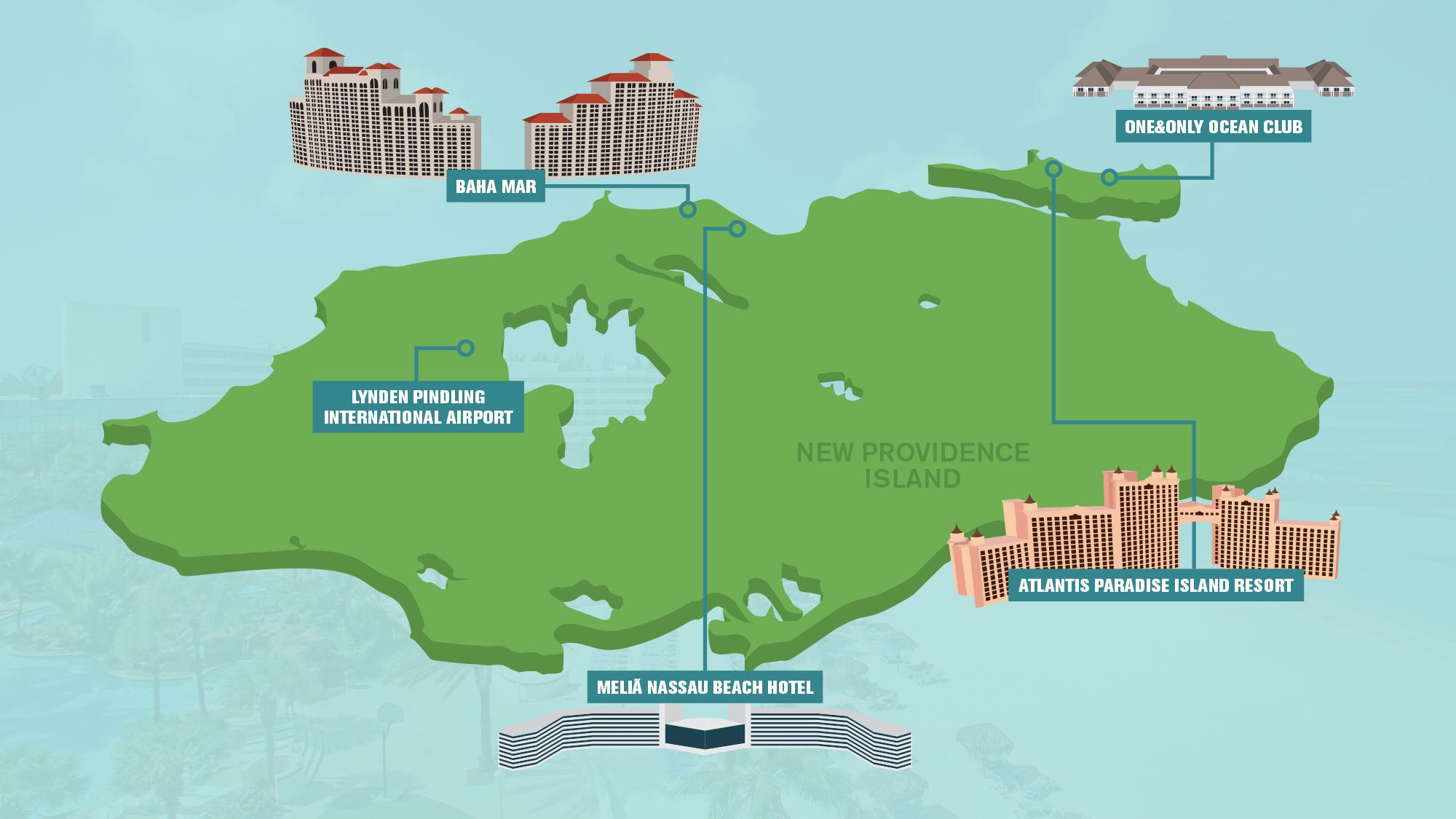 Clash of the megas: Atlantis vs  Baha Mar: Travel Weekly