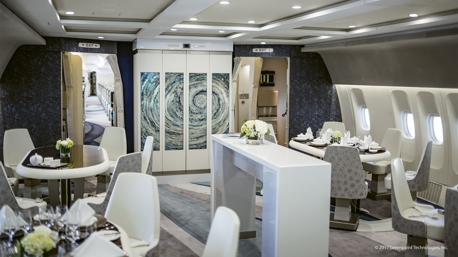 Crystal takes delivery of luxury Boeing 777