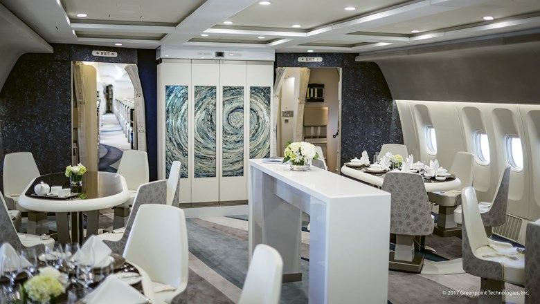 Crystal Takes Delivery Of Luxury Boeing 777 Travel Weekly