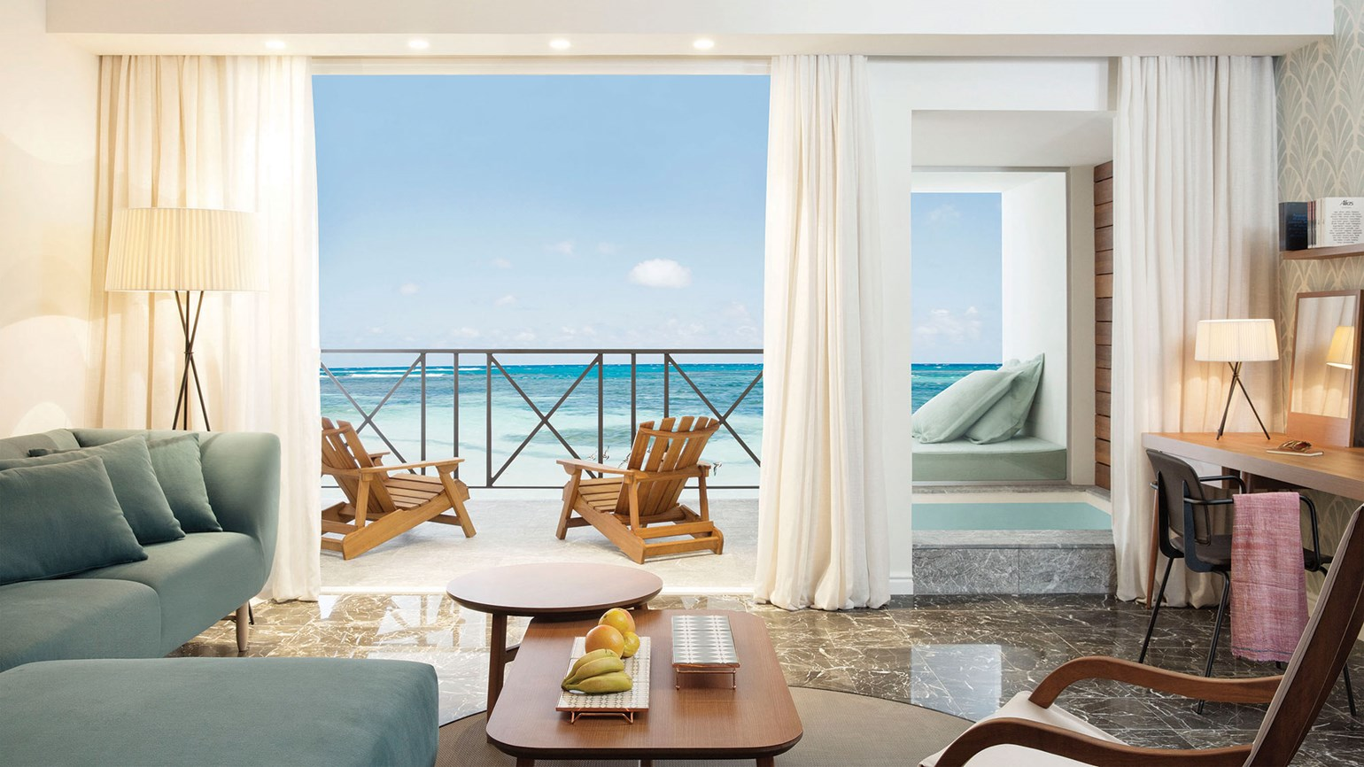 Excellence Oyster Bay Opens Reservation Books Travel Weekly