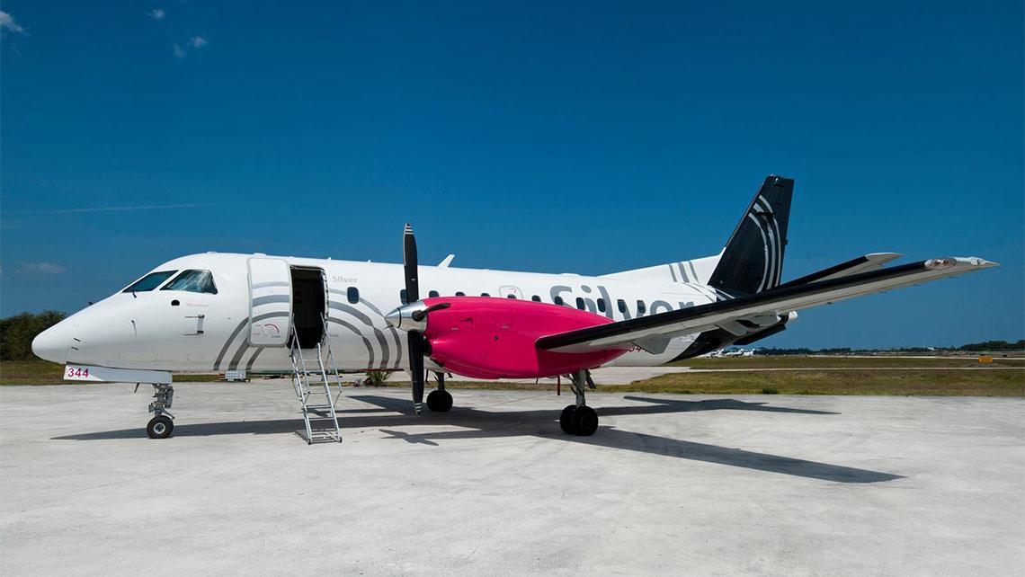 Silver Airways Replacing Fleet Seeking Merger Travel Weekly