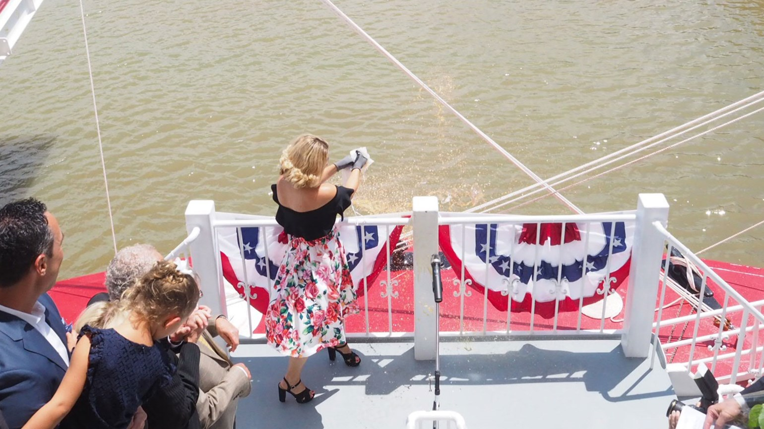 American Duchess brings more upscale experience to Mississippi cruising