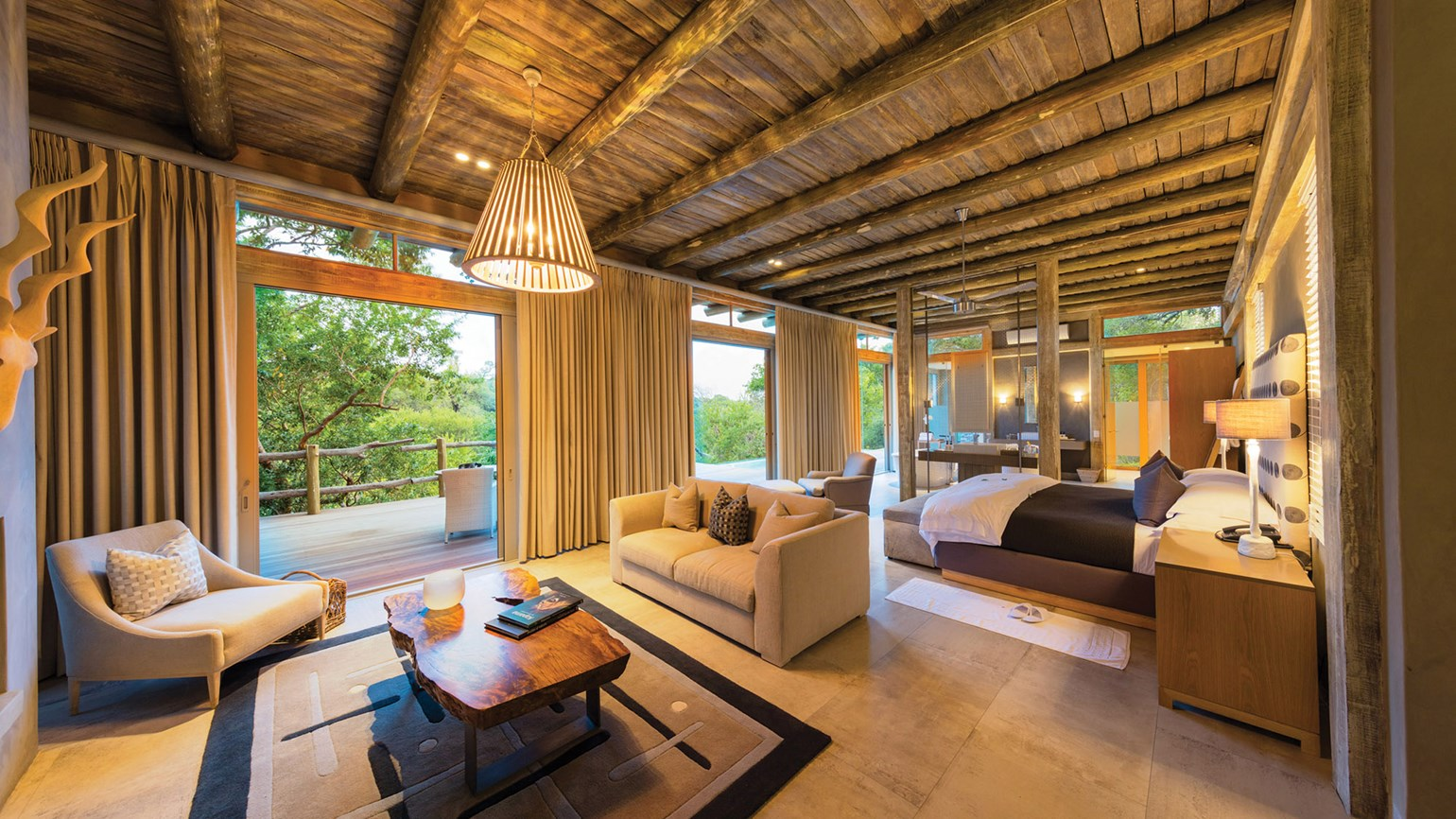 Big Five, posh vibes at Kapama Karula lodge