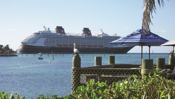 When Disney opened Castaway Cay in 1998 with its own pier, it became the new standard for passenger convenience.