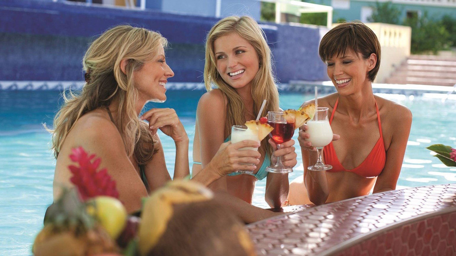 Sandals pitches getaways for the ladies