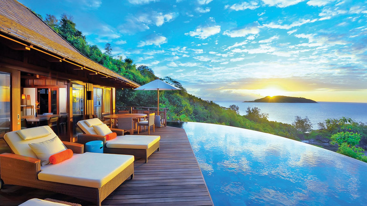 Intimacy, adventure and more at Seychelles properties