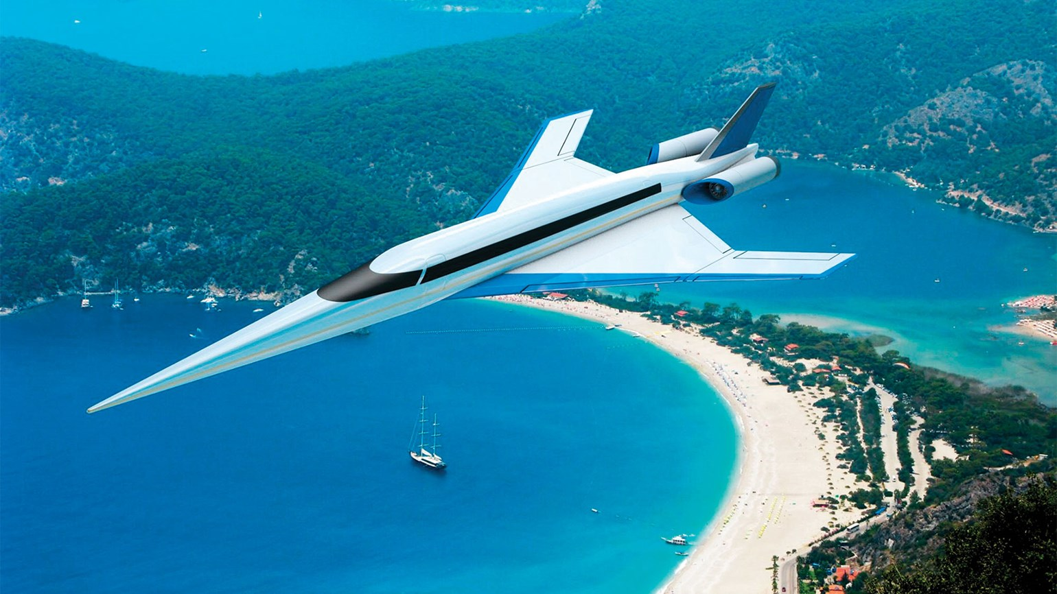 Lawmakers want FAA to review rules for supersonic aircraft