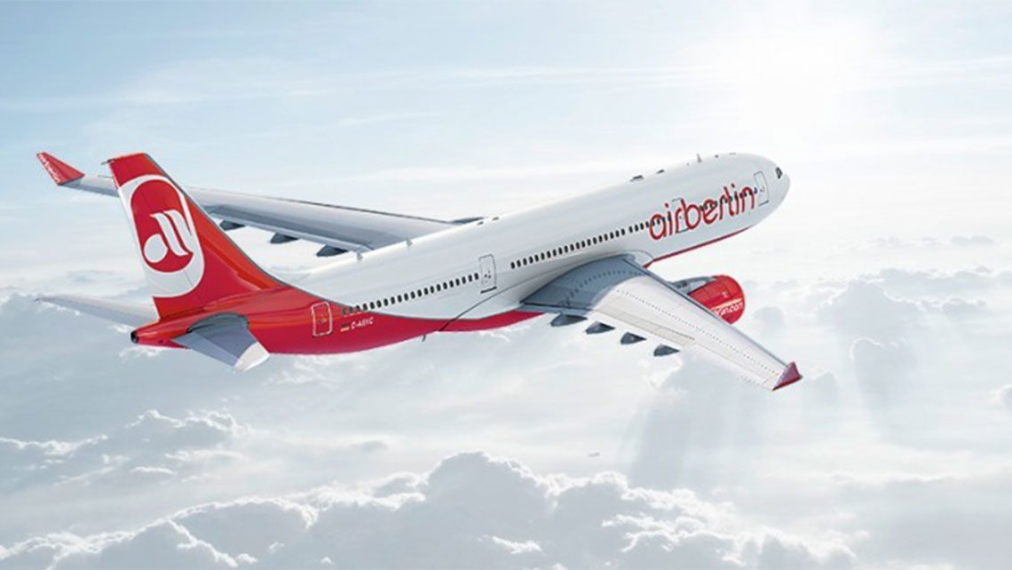 Air Berlin files for insolvency