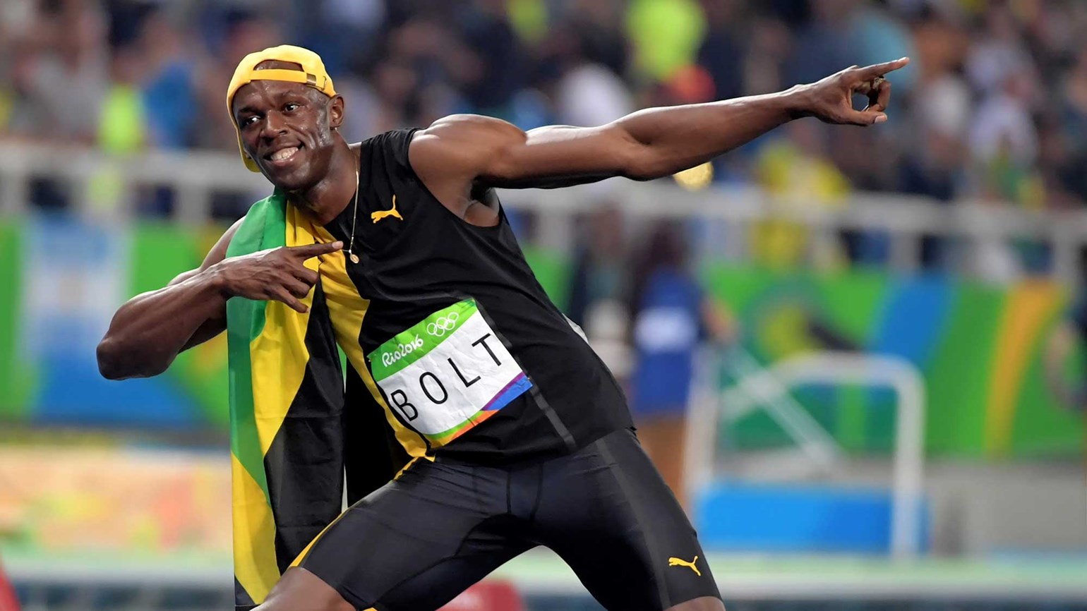 U.N. taps Usain Bolt as ambassador for sustainable tourism confab in Jamaica