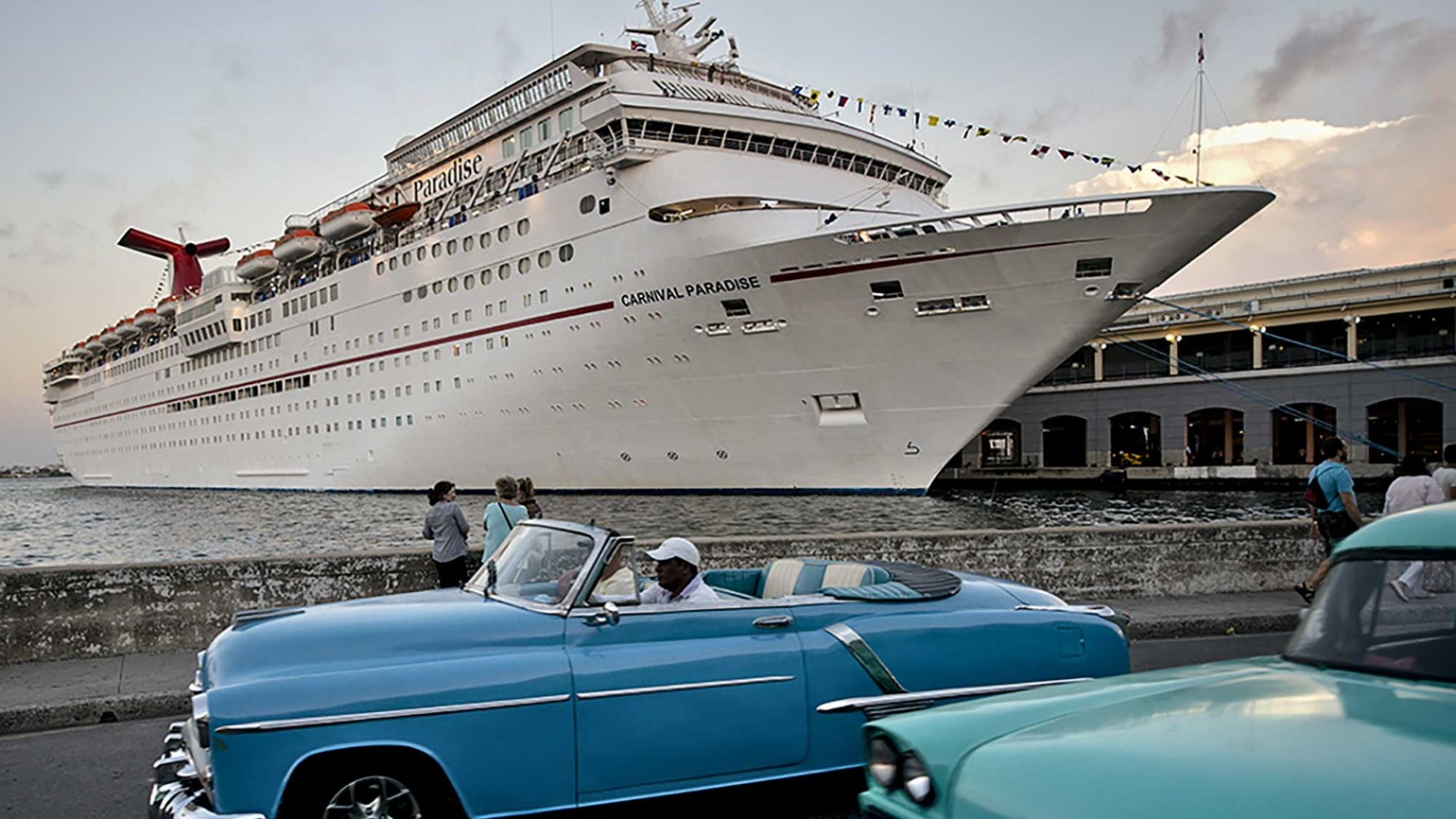 Carnival adds five more Cuba cruises for 2018