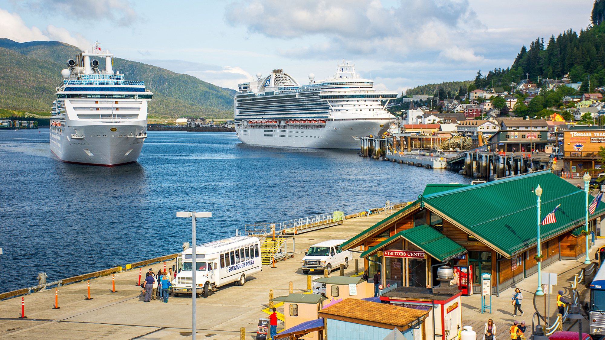 Ketchikan Cruises Toward An Arrivals Milestone Travel Weekly