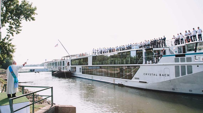 Crystal Launches First River Cruise Newbuild Travel Weekly