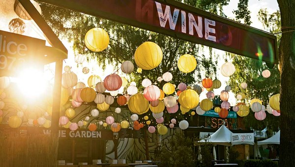 The BottleRock Napa Valley festival, which brings together food, music and wine, has introduced a younger demographic to the city of Napa, Calif.
