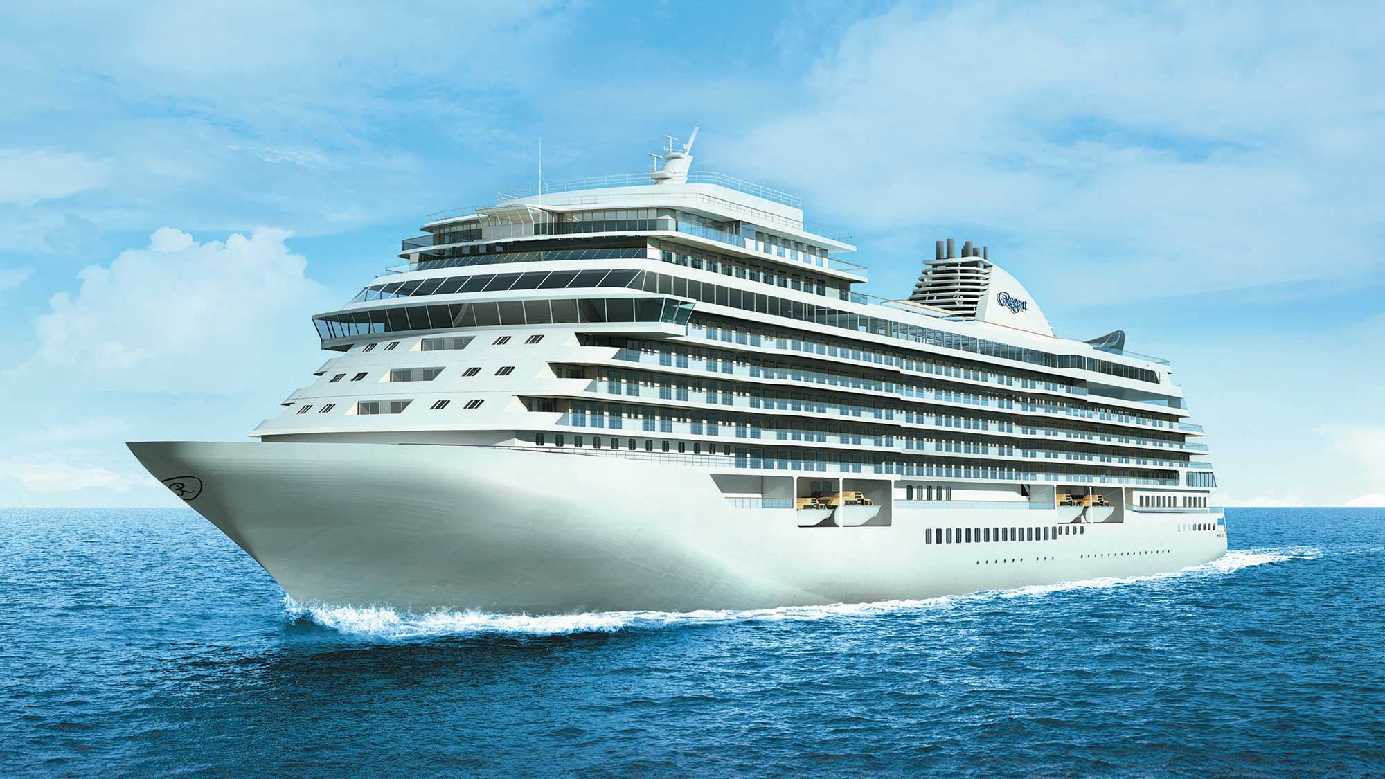 Regent Holds Contest To Name Next Ship Travel Weekly