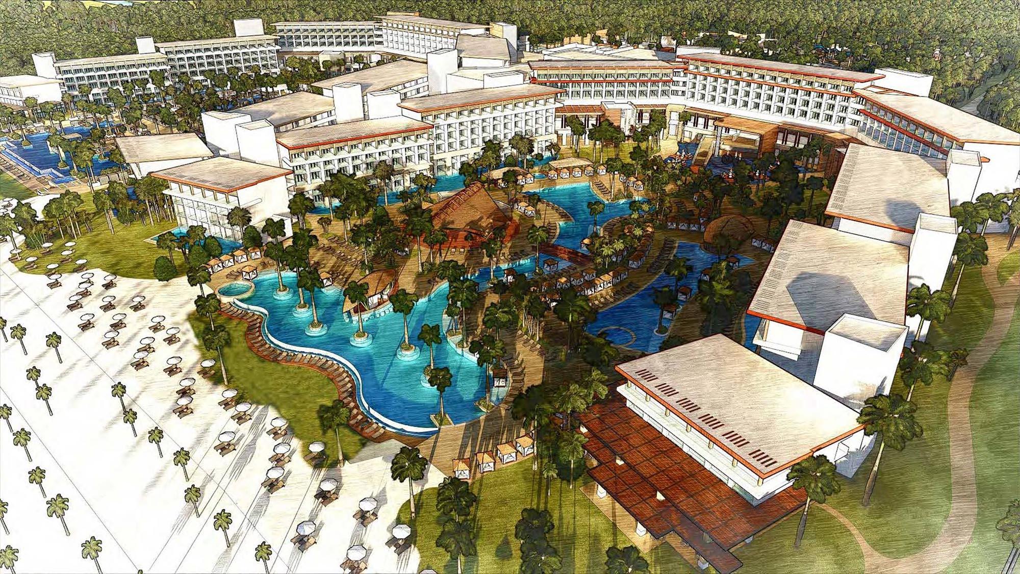 Hyatt Resorts Coming To Punta Cana Travel Weekly