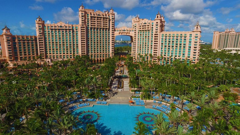 Atlantis Paradise Island is confident in its hurricane-preparedness plan.
