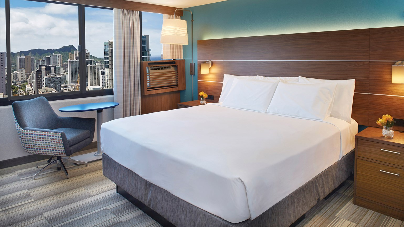 Affordable aloha with Holiday Inn Express
