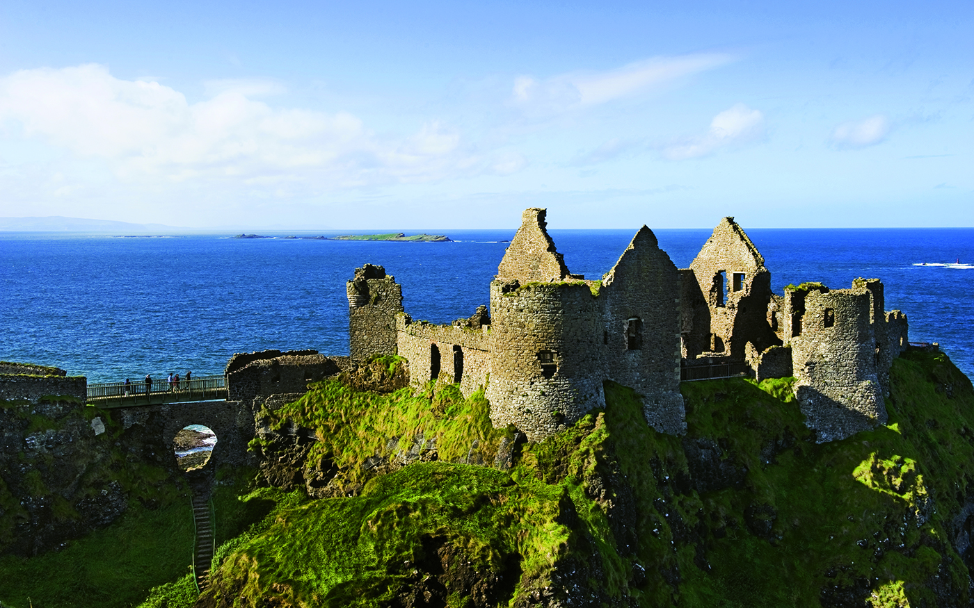In Northern Ireland, troubles no more: Travel Weekly