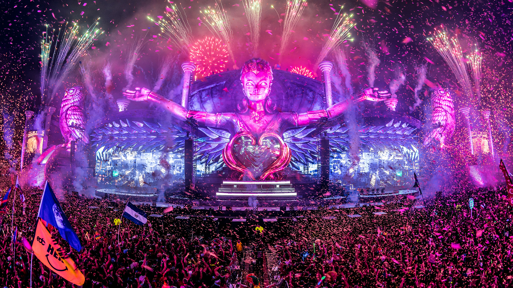 Electric Daisy Carnival 2018 Addresses Traffic