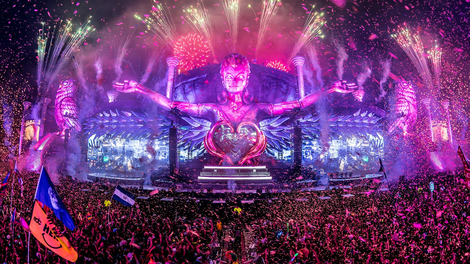 Electric Daisy Carnival 2018 addresses traffic, temperature woes