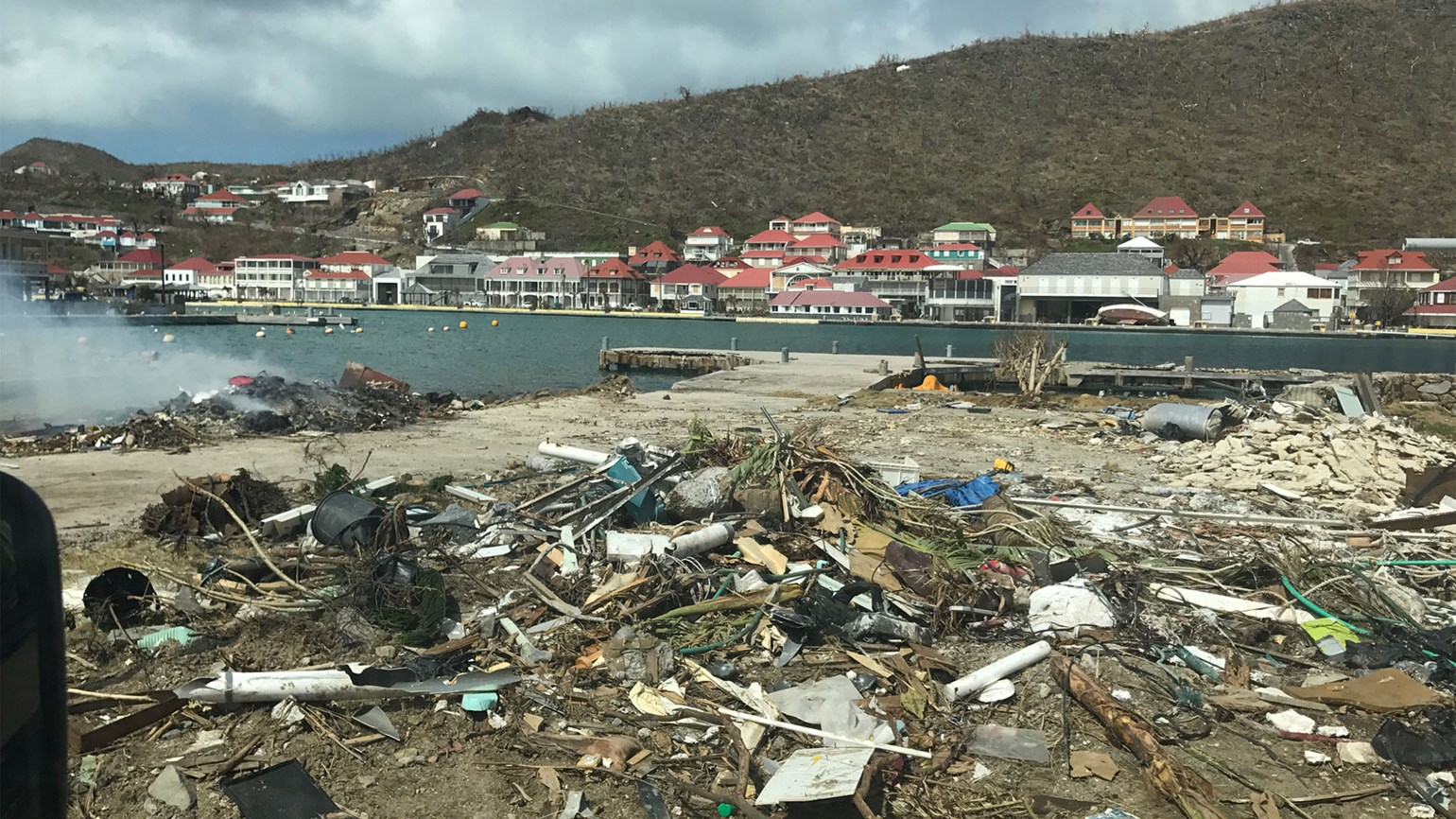 Focus St Forum >> Tradewind Aviation contributes to Irma relief in St. Barts: Travel Weekly