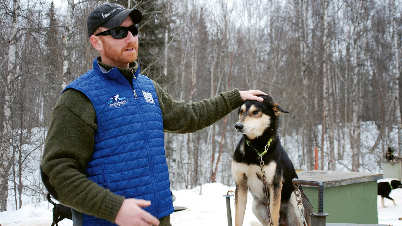 Dog sledding, fine dining with Access Trips